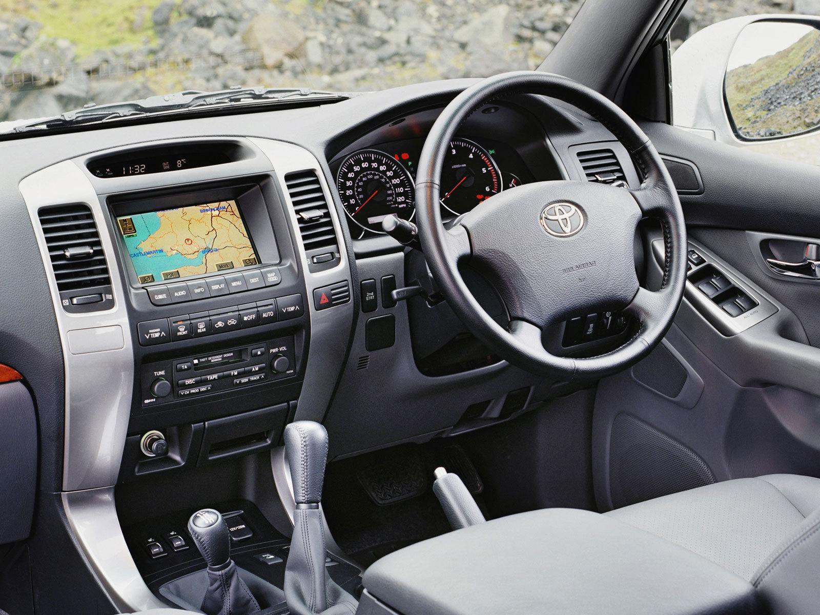 Toyota Land Cruiser Prado Tires And Wheels For Toyota Land Cruiser Prado Prices And Reviews