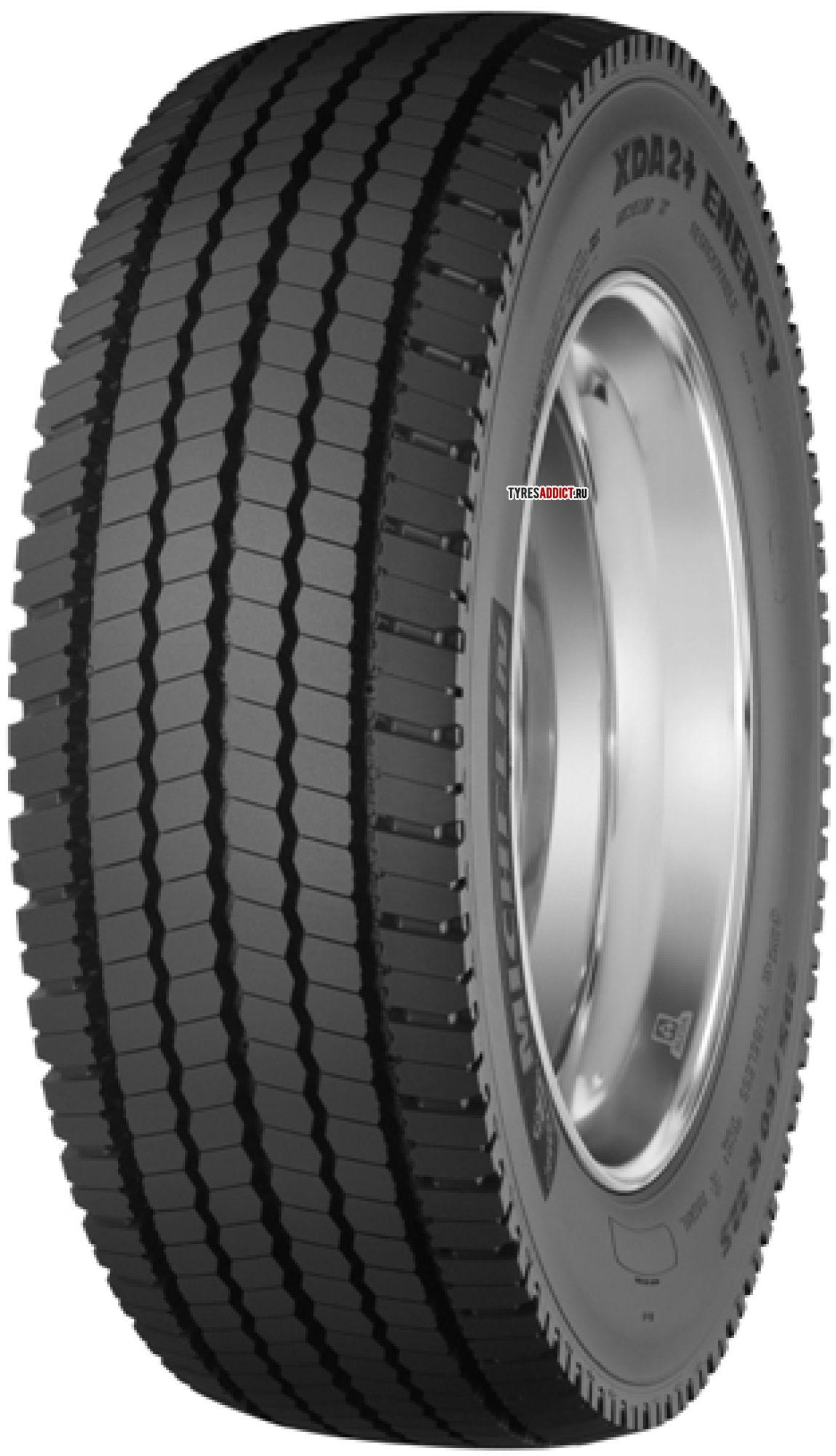 Michelin Truck Tire >> Michelin XDA 2+ Energy. Reviews and prices