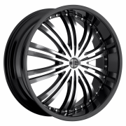 2Crave N01 alloy wheels