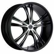 2Crave N02 alloy wheels