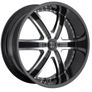 2Crave N04 alloy wheels
