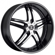 2Crave N17 alloy wheels