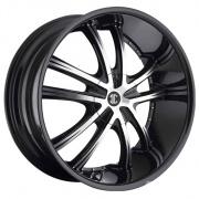 2Crave N21 alloy wheels