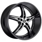 2Crave N25 alloy wheels