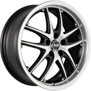 Advanti AS843 alloy wheels