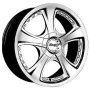 Advanti S233 alloy wheels