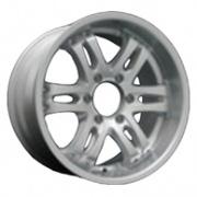 Advanti S6510 alloy wheels