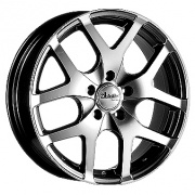 Advanti SF59 alloy wheels
