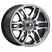 Advanti SH58 alloy wheels