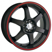 Akita Racing AK-55 alloy wheels