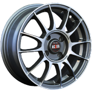Alcasta M01 alloy wheels