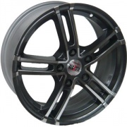 Alcasta M06 alloy wheels