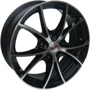 Alcasta M07 alloy wheels
