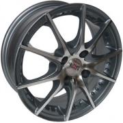 Alcasta M08 alloy wheels