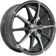 Alcasta M10 alloy wheels