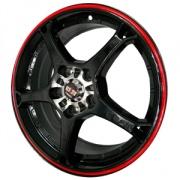 Alcasta M11 alloy wheels