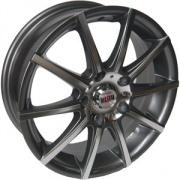 Alcasta M12 alloy wheels
