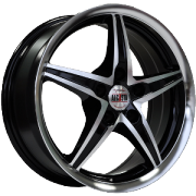 Alcasta M13 alloy wheels