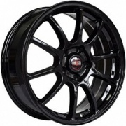 Alcasta M24 alloy wheels