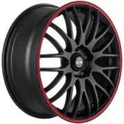 Alcasta M27 alloy wheels
