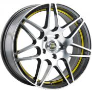 Alcasta M28 alloy wheels