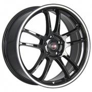 Alcasta M30 alloy wheels
