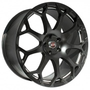 Alcasta M34 alloy wheels