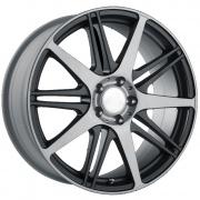 Alcasta M35 alloy wheels