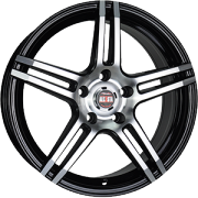 Alcasta M36 alloy wheels