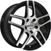 Alcasta M37 alloy wheels