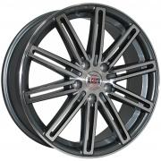 Alcasta M39 alloy wheels