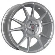 Alcasta M40 alloy wheels