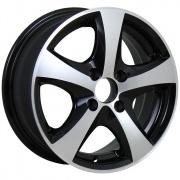 Alcasta M49 alloy wheels