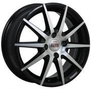 Alcasta M53 alloy wheels