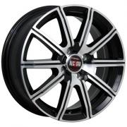 Alcasta M55 alloy wheels