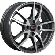 Alcasta M57 alloy wheels