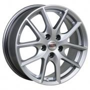 Alcasta M59 alloy wheels