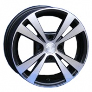 Aleks F1002 alloy wheels