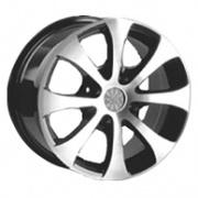 Aleks F2503 alloy wheels