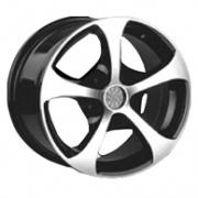 Aleks F2504 alloy wheels