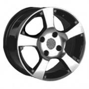 Aleks F2505 alloy wheels