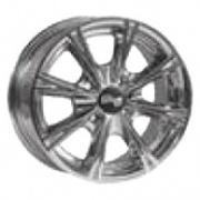 Aleks F2509 alloy wheels