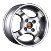 Aleks F2525 alloy wheels