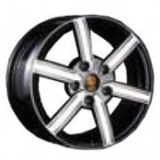 Aleks F2532 alloy wheels