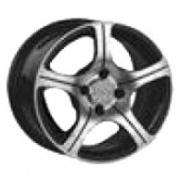 Aleks F2536 alloy wheels