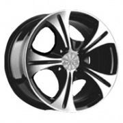 Aleks F2712 alloy wheels
