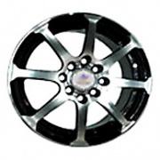 Aleks F2802 alloy wheels