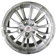 Aleks F5104 alloy wheels