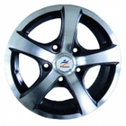 Aleks F5512 alloy wheels