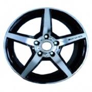 Aleks F5518 alloy wheels